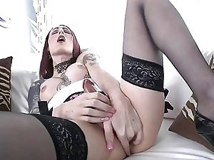 Cuttie tranny pounded her tught asshole